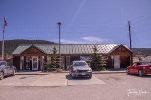 Alma, Colorado - highest Post Office in America