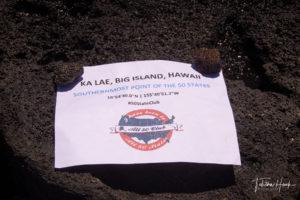 Ka Lae, Big Island Hawaii - Southernmost Point of 50 States