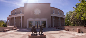 New Mexico State Capital Building