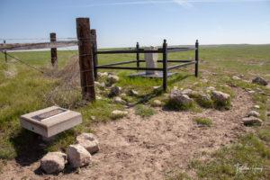 Colorado - Nebraska - Wyoming Tripoint Marker