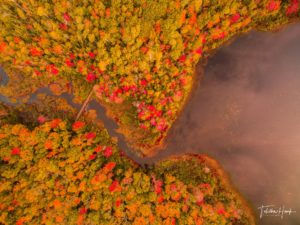 Lake of the Clouds – Porcupine Mountains