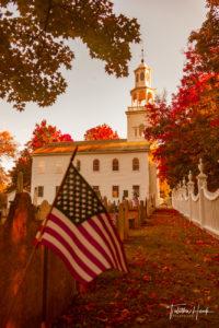 Old Bennington Cemetery Vermont